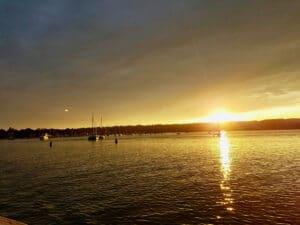Mystic River Sunset Sail on the Argia