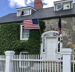 Historic Home in Stonington Borough