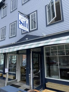 Exterior of Sift Bakeshop